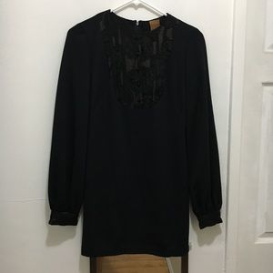 🌹Lace Mini Shift Dress BOGO50%